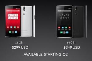 One Plus One un rival veritabil  pentru  Apple , HTC  , Sony sau Samsung ?
