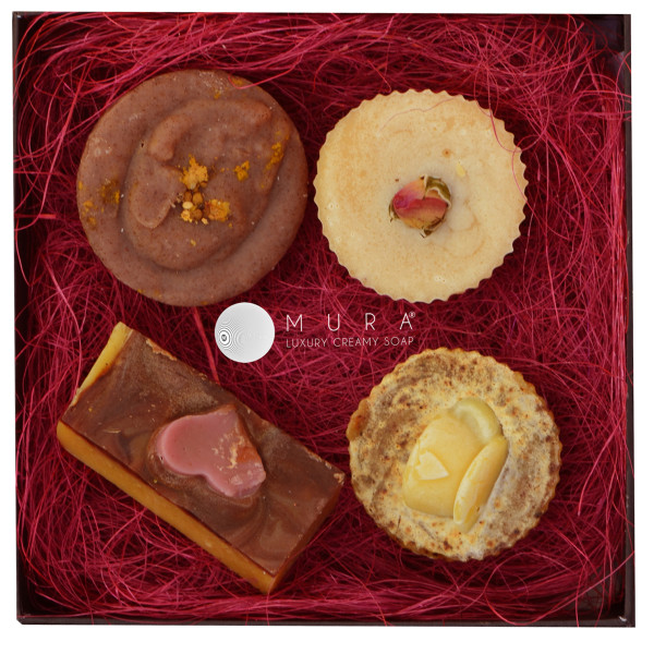 Natural Luxury Soaps: a delightful experience