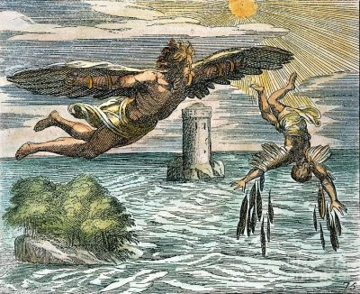 Forbidden history: Romulus, ascended to heaven by a light and turned into a god